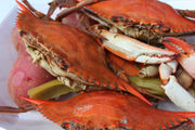 St. Tammany Crab Festival dished up hot crabs under hot, humid skies