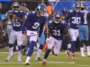 Riley Dixon fake punt, Giants' sole highlight, was a mistake