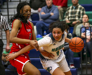 The girls basketball season started a week later than usual, but the top teams have already separated themselves. The first MLive Top 25 girls basketball rankings has plenty of familiar names, including many of the teams that reached the state finals in 2018. This season, the state semifinals and finals return to Calvin College, with semifinals March 21-22 and the state finals March 23. Top games in the next week include: No. 1 Detroit Edison vs. No. 8 Pewamo-Westphalia Monday; No. 18 Brighton vs. No. 15 Hartland Tuesday; No. 3 Grand Haven vs. 8-2 Rockford Tuesday; No. 13 Kingsley vs. 7-1 Maple City Glenn Lake Thursday; No. 16 Flint Carman-Ainsworth vs. Detroit Country Day Tuesday and No. 23 East Kentwood vs. 8-2 Rockford Friday.