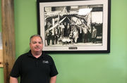 Historic Chicopee photos of pool hall, theaters, chocolate factory others restored for Senior Center