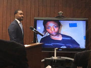 Jury finds woman guilty of murder in stabbing death of her children's father