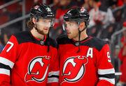 Devils' lines, pairings vs. Penguins (11/13/18) | Nico Hischier, Brian Boyle out; Pavel Zacha returns