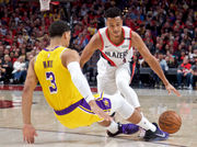 Portland Trail Blazers beat LeBron James, Los Angeles Lakers 128-119: Rapid Reaction