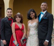 Lincoln-West High School and The School of One celebrate 2018 prom at La Villa Banquet Center (photos)