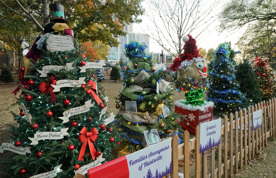 Christmas events in Alabama 2018: Holiday lights, parades, trees ...