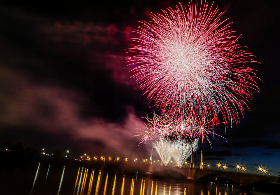Fourth of July 2019 fireworks schedule for Massachusetts