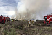 Aeromexico airliner crashes after takeoff in Durango, Mexico