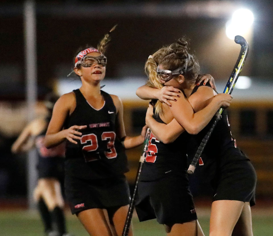 44d7dd99b Ellie Decker of West Essex is the 2018 NJ.com Field Hockey Player of the