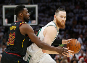 Baynes' return being so drama-less shows exactly how uneventful the summer of 2018 has been compared to last May through August. Only three items on this list come from this summer. Baynes agreed in principle to a two-year deal to return to Boston on July 1, the first day of free agency. In fact, his return was so expected that reports of his inevitable re-signing began to surface at the end of June. The Celtics wanted the starting center from their spring playoff run back, and he wanted to remain in Boston.