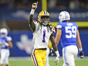 Donte Jackson's desire to be the best was no secret from the start