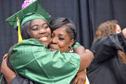 Huron High School's 50th commencement recognizes 336 graduates