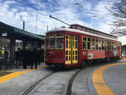 Canal streetcar to cross over City Park Avenue starting Sunday