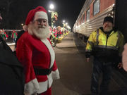 Polar Express transports families to the North Pole