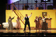 Freddy Awards 2018: Watch behind the scenes footage of 'Little Women' at Nazareth