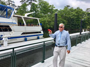 Slidell Superfund site becomes marina with snip of ribbon - and years of work