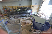 SUV crashes into Metairie Goodwill store Tuesday