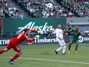 Soccer Made in Portland podcast: Guest Foster Langsdorf talks about playing for his hometown club