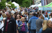 Record-setting turnout highlights Art, Beer and Wine Festival