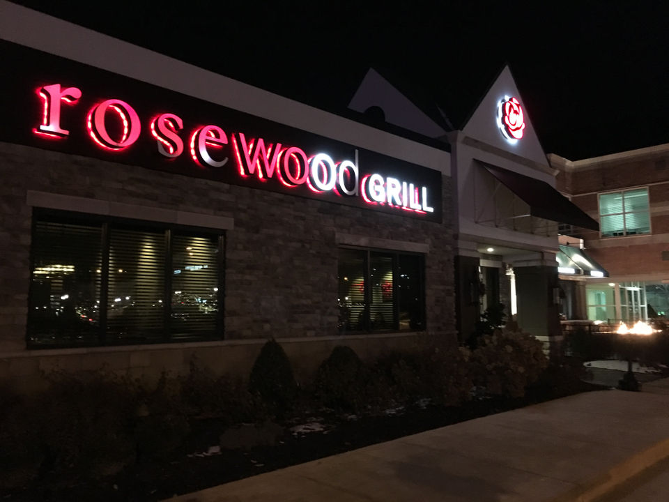 Rosewood Grill is fancy family date night: Restaurant review