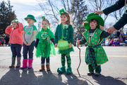 St. Patricks Day Parade draws hundreds to Pinckney
