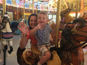 The Holyoke Merry-Go-Round is marking the 25th anniversary of its move from the former Mountain Park amusement park.