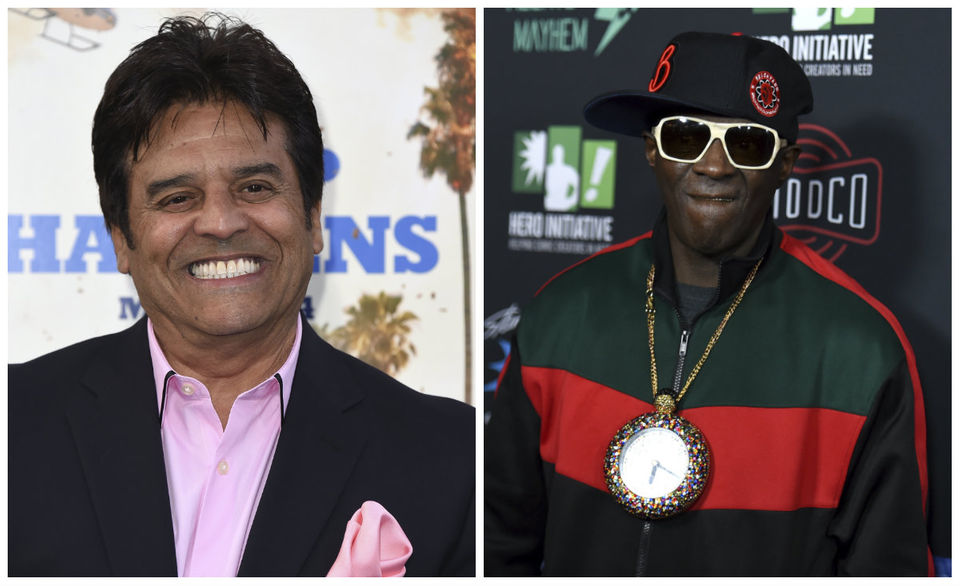 Today's top celebrity birthdays list for March 16, 2019