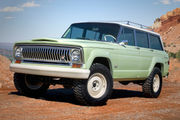 Jeep, Mopar show off 7 unique, custom-built vehicles ahead of Moab safari