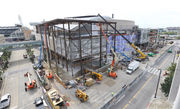 Take a behind-the-scenes tour of the Q renovation