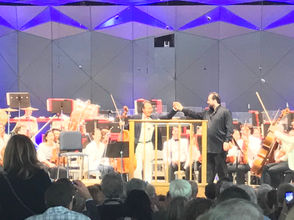 Yo-Yo Ma, BSO student orchestra present challenging concert at Tanglewood