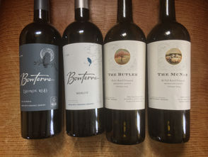 Wine Press: 4 outstanding Bonterra red wines