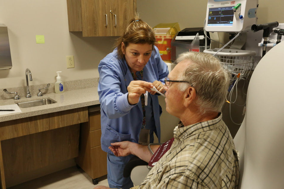 New Va Clinic In Willoughby Offers Improved Services Larger Space