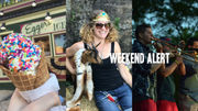 22 great things to do this weekend: From free concerts to a Goat Beauty Pageant