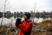 Migratory birds and an elusive owl draw one field biologist to Tawas Point