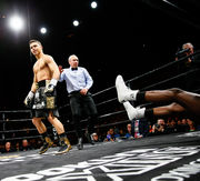 Linden teen wants upcoming pro fight close to home in Flint area