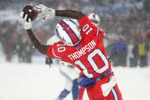 By Ryan Talbot | Contributing writer Deonte Thompson and the Buffalo Bills have reunited once again. The Bills announced on Wednesday that they signed Thompson to a one-year deal. While many fans remember the wide receiver, here are seven things to know about Thompson.