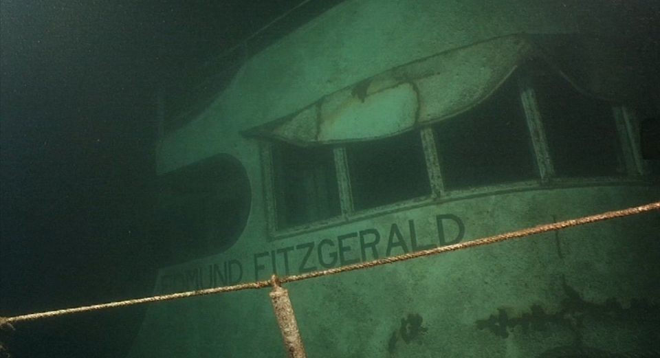 Bermuda Car Rental >> Wreck of the Edmund Fitzgerald, photos of the Great Lakes ...
