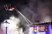 Condominiums destroyed in 2 Hunterdon County fires