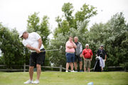 Adam Jacobs takes early lead in Saginaw District golf tourney