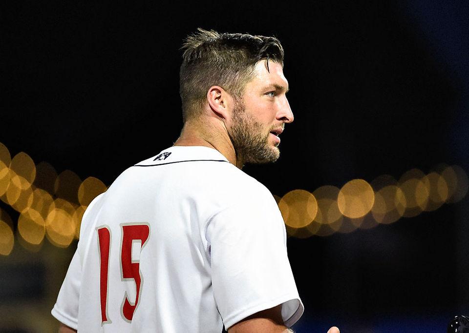 Will Tim Tebow play baseball in Syracuse next season?