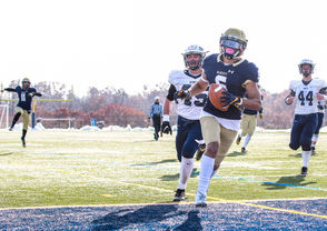 Bishop McDevitt defeated Conrad Weiser 40-16 in the D3-4A semifinal game at McDevitt, Saturday, Nov. 17, 2018.