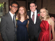 Brecksville-Broadview Heights High School students celebrate prom at Embassy Suites in Independence (photos)