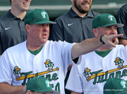 Tulane baseball eyes another win against LSU, plans to start freshman pitcher