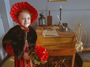 The Western Hampden Historical Society opens Dewey House as part of Holiday House Tour in Westfield