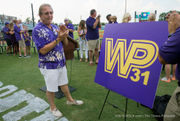 Wally Pontiff Jr. number retirement by Baby Cakes includes touching reminder from dad