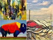 For artists living with mental illness, a gallery where they can share their stories and show their work