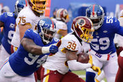 Dalvin Tomlinson excited about Giants' new Bama-like 'fun defense'