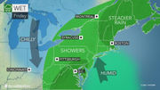 N.J. weather: Heavy rain, flooding threat on tap for Friday and Saturday