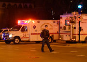 Chicago hospital shooting: Gunman kills at least 3, including officer