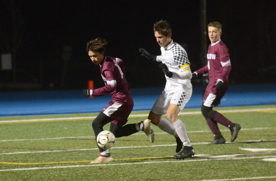 Mike Riley scores game-winner in 79th minute, sends Ludlow boys soccer to Division I State Final with 2-1 victory over Wachusett