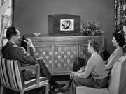 1948: First TV telecast from Syracuse, Herald-American marks occasion with 'video section'